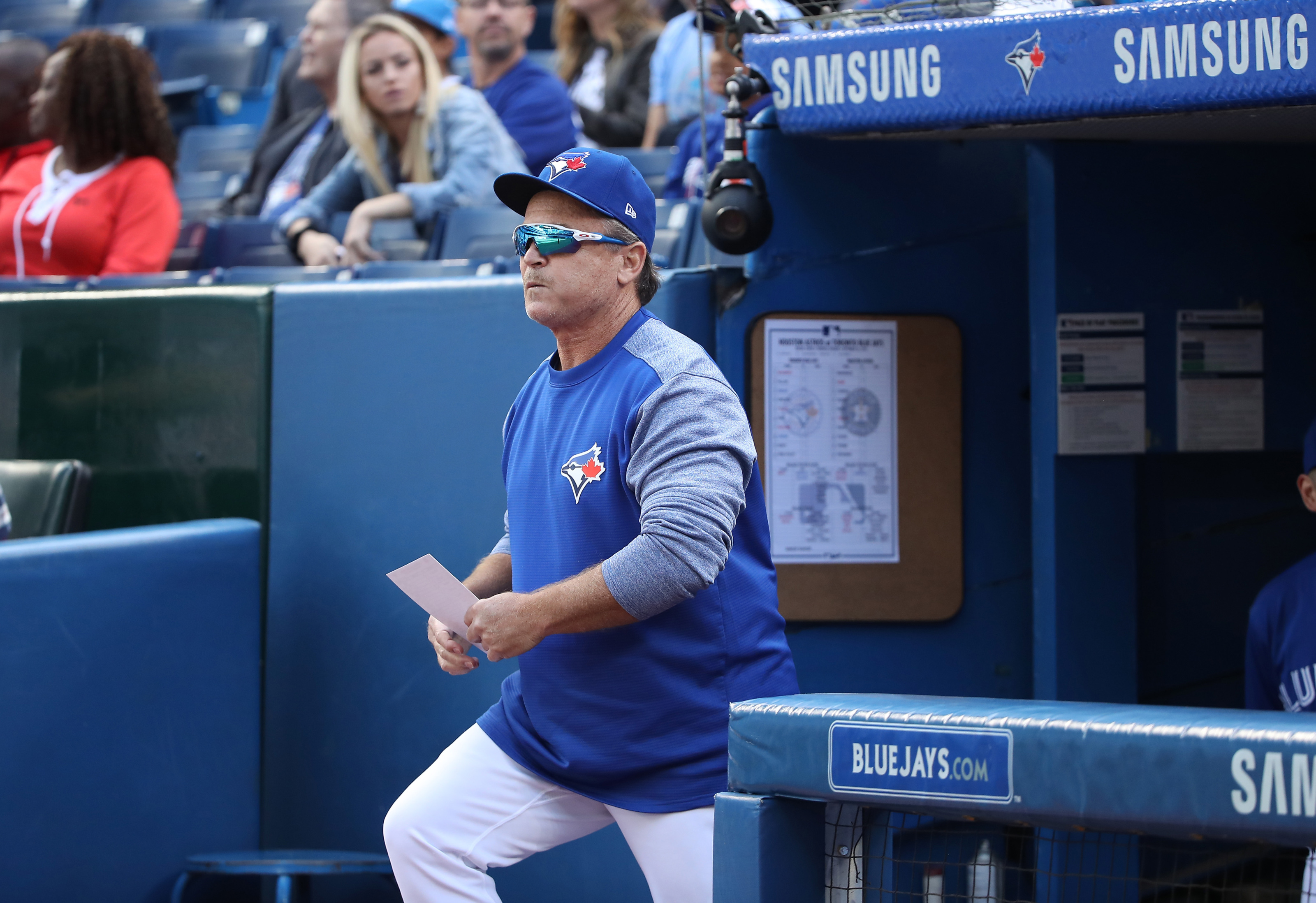 Blue Jays: What did the Opening Day lineup look like five years ago?